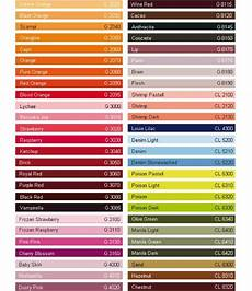 Ink Color Chart Complete Pantone Ink Color Chart Useful To Decor By
