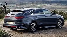 2019 kia gt coupe 2019 kia proceed gt line exterior interior drive