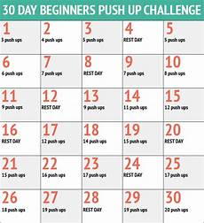 Push Up Chart For Beginners Push Ups Dot To Trot