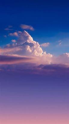 Iphone Wallpaper Nature Sky by Cloud Sky Gradient Iphone 6 Wallpaper Ipod Wallpaper Hd