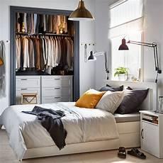 schlafzimmer klein idee schlafzimmer inspirationen f 252 r dein zuhause ikea