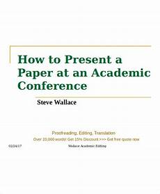 Academic Presentation Template 8 Conference Presentation Templates Free Amp Premium