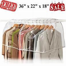 garment bags clear for coats clear garment bag closet suit vinyl clothes storage rack