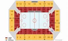 Devils Arena Seating Chart Floyd L Maines Veterans Memorial Arena Binghamton