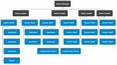 Org Chart Titles Title Organizational Chart Template Different Sectors For