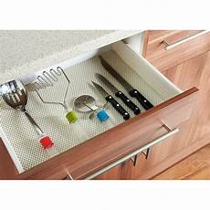 anti slip kitchen surface drawer liner white kitchen