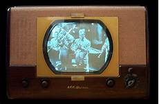 La Television Tv Sets And Colour Television Sets From The Dawn Of