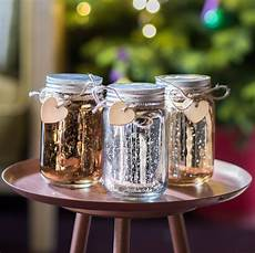 Jam Jar Garden Lights Sparkle Led Jam Jar Light By Thelittleboysroom