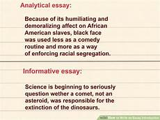 Effective Essay Write Essay Introduction