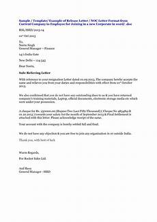 Sample Of No Objection Letter From Employer No Objection Letter Format For Employer Shopgrat