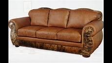 grain leather sofa