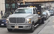 2019 chevrolet medium duty truck 2019 silverado 4500 5500 medium duty trucks spied again