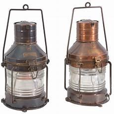 Antique Ship Lights Anchor Ship Lamps 1950s At 1stdibs