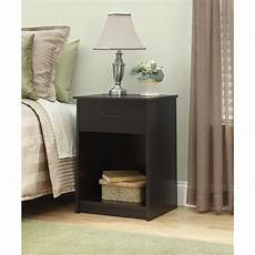 nightstand stand end table 1 drawer furniture