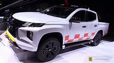 2020 Mitsubishi L200 by 2020 Mitsubishi L200 Walkaround 2019 Geneva Motor Show