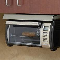 black and decker cabinet toaster oven