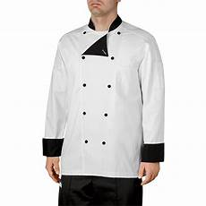 lined cotton traditional chef coat 5000l chefwear