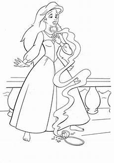 Arielle Die Meerjungfrau Malvorlagen New Arielle Die Meerjungfrau Disney Malvorlage Mermaid