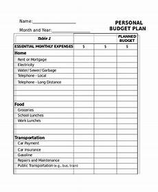 Excel Monthly Expense Template 30 Excel Monthly Budget Templates Word Excel Pages