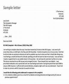 Complaint Letter Format 32 Complaint Letter Formats Doc Pdf Free Amp Premium