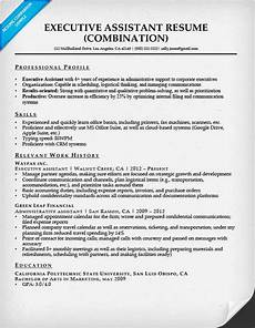 Keywords For Executive Assistant Resume Combination Resume Samples Resume Companion