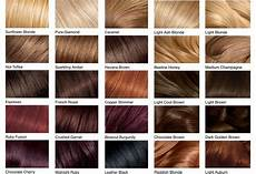 Reed Hair Color Chart Hair Color Chart Shades Of Brunette Red Amp Black