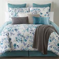 Jcpenney Bedroom Sets Jcpenney Home Clarissa 4 Pc Reversible Comforter Set