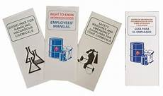 Right To Know Information Center Manuals