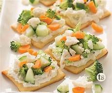 cresent vegetable appetizers tastefully simple