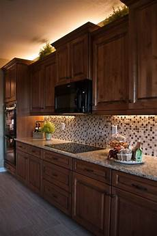 above kitchen cabinet rope lighting lighting ideas