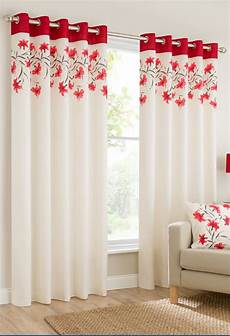 Curtain Images Eyelet Lined Curtains Stock