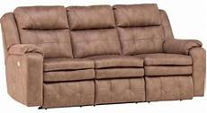 Power Reclining Sofa 3d Image by Southern Motion Inspire Power Headrest Reclining Sofa