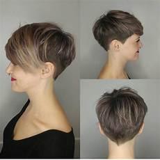 undercut asymmetrisch kurzhaarfrisuren 10 stylish pixie haircuts undercut