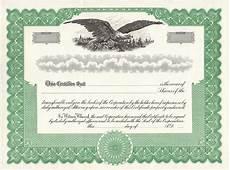 Stock Certificates Templates Stock Certificates Free Shipping Exhibitindexes Com