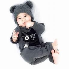 newborn boy dress clothes 2018 new newborn clothes monsters baby boy