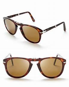 persol suprema sunglasses persol suprema folding polarized keyhole sunglasses in