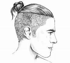 männer frisuren zopf undercut bildbeispiel moderne m 228 nnerfrisuren zopf undercut