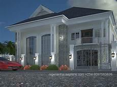 5 Bedroom Duplex Design 5 Bedroom Duplex Ref 5011 Nigerianhouseplans