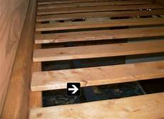 size wood bed slat package