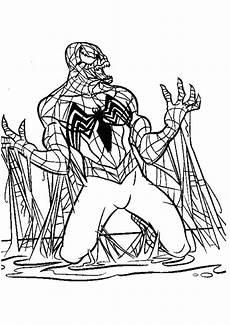 Ausmalbilder Zum Ausdrucken Venom Venom Ausmalbilder Malvorlagen 100 Kostenlos