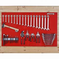 Stuck Werkzeug by Werkzeugwand Rot 100 X 61 Cm Best 252 Ckt Mit Werkzeug