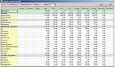 My Budget Planner My Budget Planner Upgrade Version 1 6