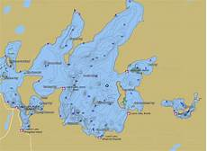 Cass Lake Depth Chart Leech Lake Clipart 20 Free Cliparts Download Images On
