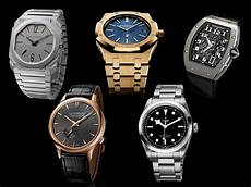 the luxury watches on the market right now