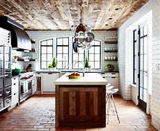 Kitchen Materials Bring The Mixed Materials Decorating Trend Into Your Space