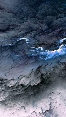 Iphone X Wallpaper 4k by Wallpaper Clouds 5k 4k Wallpaper 8k Abstract Blue