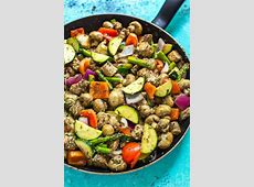 17 One Pan Skillet Recipes for Easy Weeknight Dinners