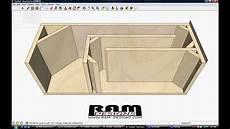 Ram Designs Ram Designs T Line Box Design For Rockford Fosgate T0 10