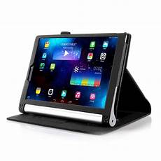 tablet sort fredag tilbud lenovo tablet 2 10 quot multifunktionel leather etui