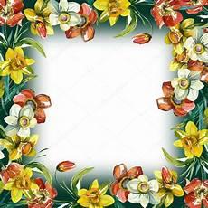 cornice di fiori cornice di fiori di primavera foto stock 169 svemar 45956221